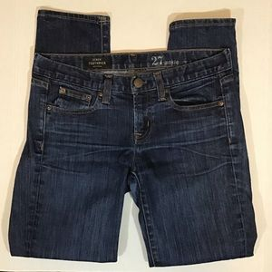 J. Crew Toothpick Ankle Length Jeans.